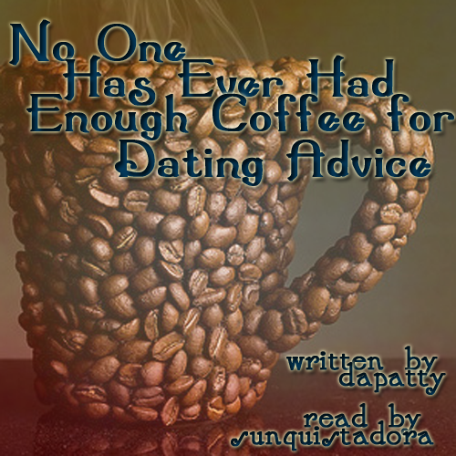 coffee cup with title text